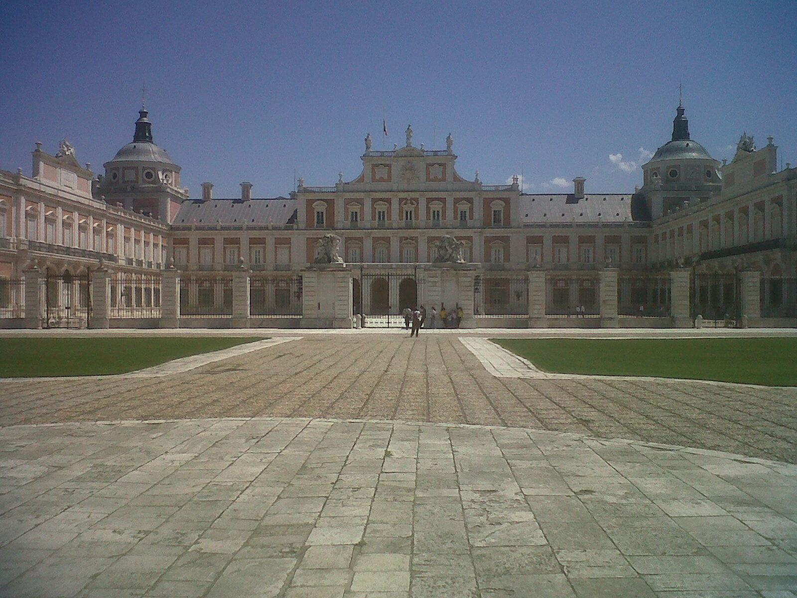 palacio aranjuez